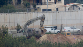 Hezbollah tunnel dug from Lebanon is latest found by Israel