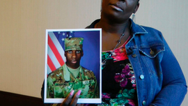Family: Alabama tries to shield officer who killed black man