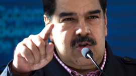 Venezuela's Maduro: US leads assassination plot against him