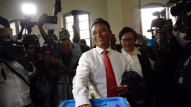 Madagascar goes to the polls in runoff presidential election