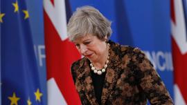 One 'nebulous' word sends sparks flying over Brexit talks