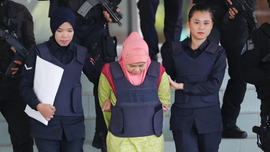 Indonesian defendant suffers setback in Kim murder trial