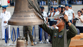 US returns 3 disputed bells taken in 1901 to Philippines