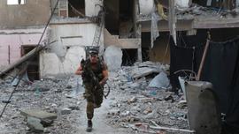 Syrian Kurdish-led fighters take Hajin, last town held by IS