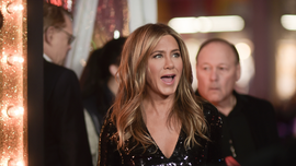 Jennifer Aniston surprises Ellen DeGeneres with reveal about nude habit