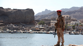 Yemen's contested port city of Aden shows challenge of peace