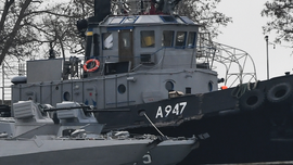 Official: Ukraine plans another naval foray into Sea of Azov