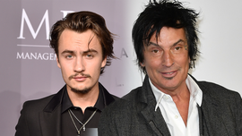 Tommy Lee and son Brandon make amends months after physical altercation: 'I love you son'