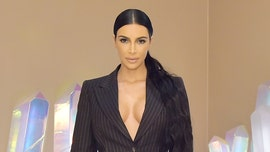 Kim Kardashian admits to bad beauty habit during talk show appearance