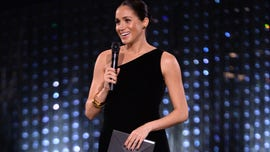 Meghan Markle breaks royal tradition again at British Fashion Awards