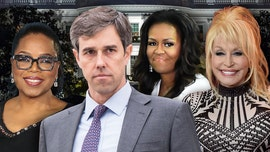 Beto O'Rourke, Michelle Obama, and Oprah Winfrey among Hollywood elites' top choices to take on Trump