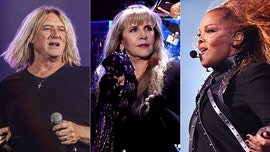 Def Leppard, Stevie Nicks, Janet Jackson named Rock & Roll Hall of Fame inductees