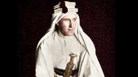 Lawrence of Arabia may have been murdered by British secret service, new film suggests