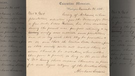 Original Civil War-era Lincoln letter up for sale