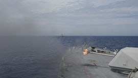 New littoral combat ship weapons take aim at attacking small boat swarms