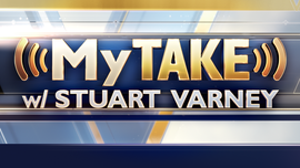Stuart Varney: If you hate Trump, you can say reprehensible things (and nothing will happen)
