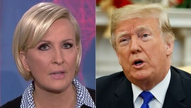 Trump: Mika Brzezinski would be 'banned' from TV over homophobic slur if she were conservative