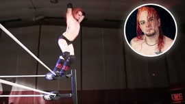Wrestler breaks skull after top-rope stunt goes horribly wrong: I 'was bleeding from my brain'