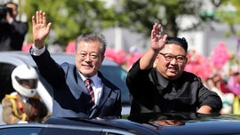South Korea president's plane blacklisted by US after North Korea flight, reports say