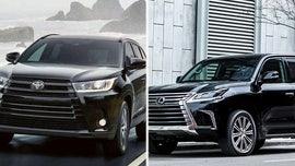 Toyota recalls pickups, SUVs to fix air bag, brake problems