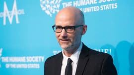 Moby reveals large 'animal rights' arm tattoo to mark vegan anniversary