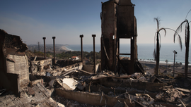 Correction: California Wildfires-Cleanup story