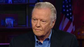 Jon Voight declares Trump 'greatest president since Abraham Lincoln' in late-night video
