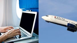Delta passenger claims cleaning crew stole his laptop