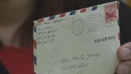 Love letter written by veteran in 1954 discovered in Georgia Walmart, reunited with family
