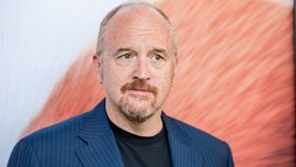 Louis C.K. re-emerges by dropping in on stand-up show alongside Dave Chappelle, Michelle Wolf