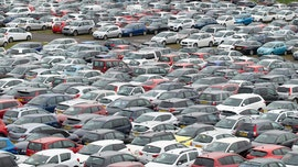 133 million cars are 'lost' here every year