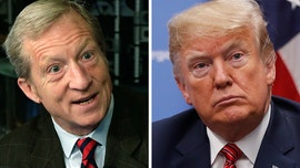 Trump blasts 'weirdo' Tom Steyer over impeachment push