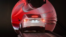Elon Musk's The Boring Company unveils its high-speed underground transportation system
