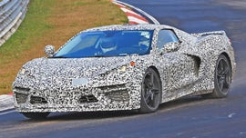 Mid-engine Chevrolet Corvette stalled, insider says