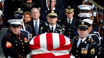 Peggy Noonan: History finally gives George Bush his due