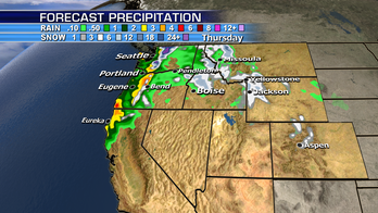 Valley rain, mountain snow continue in Northwest; East Coast storm could bring travel delays