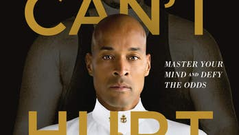 'Can't Hurt Me' by David Goggins