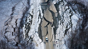 More than 1,000 aftershocks rattle Alaska region where magnitude 7.0 quake struck