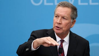 John Kasich faces liberal backlash for shrugging off outrage over Flynn pardon, urging everyone to 'move on'