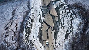 Alaska hit by dozens of small earthquakes in wake of Friday's major temblor