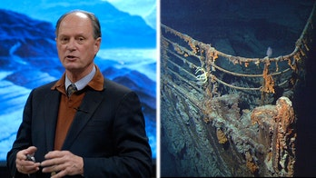 Explorer who spotted Titanic says his mission was plot to trick Russia