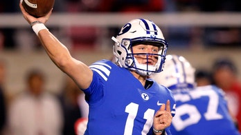 BYU quarterback Zach Wilson echoes Kirk Cousins' take on coronavirus: 'We would rather just play football'