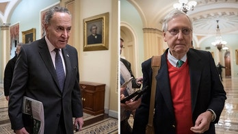 Schumer demands Trump 'abandon the wall' as DC faces shutdown stalemate