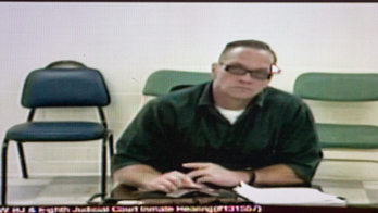Nevada officials say death row inmate trying to kill himself