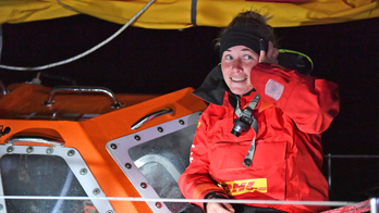 Ship saves British sailor after storm in Southern Ocean