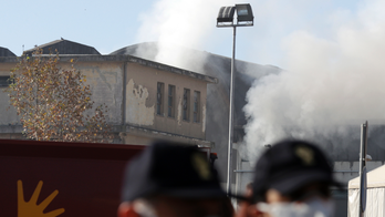 Rome's trash troubles turn into emergency after blaze