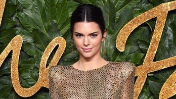 Kendall Jenner named 2018's highest-paid model