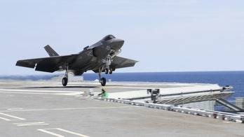 Navy prepares its new Ford-class carriers for F-35C stealth attack
