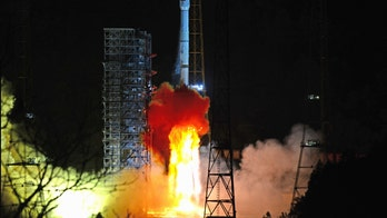 China using US-built satellites to increase police, military power
