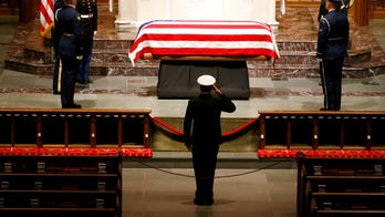FOX NEWS FIRST: Bush 41 to be laid to rest after emotional state funeral; Probe of Obama, Clinton allies heats up